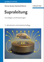 Supraleitung af Werner Buckel