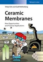 Ceramic Membranes af Gadi Rothenberg, Vitaly Gitis