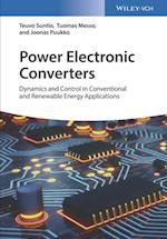Power Electronic Converters af Teuvo Suntio, Tuomas Messo, Joonas Puukko
