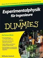 Experimentalphysik fur Ingenieure Fur Dummies af Wilhelm Kulisch