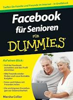 Facebook fur Senioren Fur Dummies af Marion Thomas, Marsha Collier