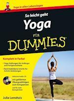 So Leicht geht Yoga Fur Dummies (Fur Dummies)
