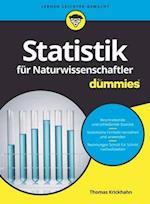 Statistik fur Naturwissenschaftler Fur Dummies (Fur Dummies)