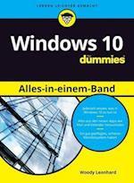 Windows 10 Alles-in-Einem-Band Fur Dummies (Fur Dummies)