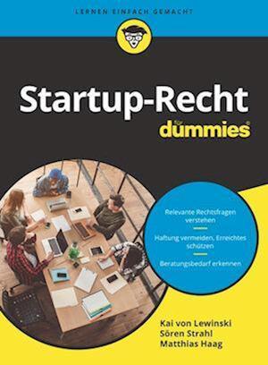 Startup-Recht fur Dummies