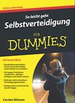 So leicht geht Selbstverteidigung f r Dummies (Fr Dummies)