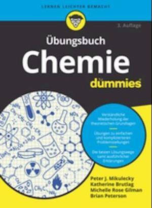 bungsbuch Chemie f r Dummies af Brian Peterson, Katherine Brutlag, Michelle Rose Gilman