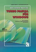 Das Vieweg Buch Zu Turbo Pascal Fur Windows