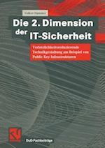 Die 2. Dimension der IT-Sicherheit