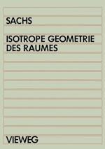 Isotrope Geometrie Des Raumes af Hans Sachs
