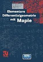 Elementare Differentialgeometrie Mit Maple af Knut Pawel, Markus Kriener, Helmut Reckziegel