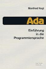 Einfuhrung in Die Programmiersprache ADA