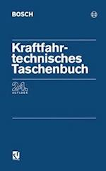 Kraftfahrtechnisches Taschenbuch af Bosch