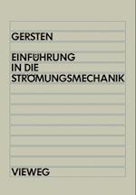 Einfuhrung in Die Stromungsmechanik af Klaus Gersten