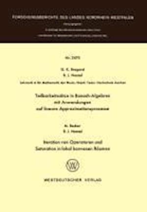 Teilbarkeitssätze in Banach-Algebren Mit Anwendungen Auf Lineare Approximationsprozesse