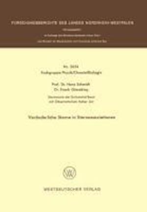 Bog, paperback Veranderliche Sterne in Sternassoziationen af Hans Schmidt