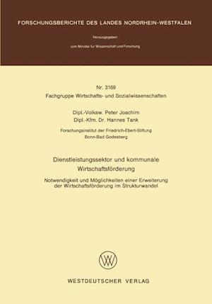 Dienstleistungssektor Und Kommunale Wirtschaftsförderung