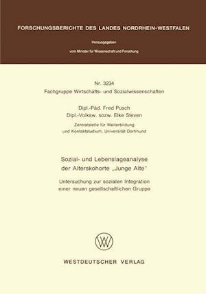 """Sozial- Und Lebenslageanalyse Der Alterskohorte """"Junge Alte"""""""