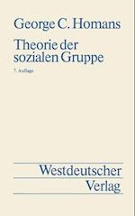 Theorie Der Sozialen Gruppe