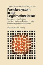 Parteiensystem in Der Legitimationskrise