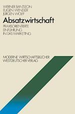 Absatzwirtschaft af Werner Bantleon, Werner Bantleon