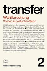 Wahlforschung: Sonden im Politischen Markt af NA NA