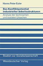 Das Konfliktpotential Industrieller Arbeitsstrukturen af Hanns Peter Euler, Hanns Peter Euler