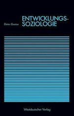 Entwicklungssoziologie af Dieter Goetze