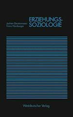 Erziehungssoziologie af Jochen Gerstenmaier