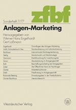 Anlagen-Marketing