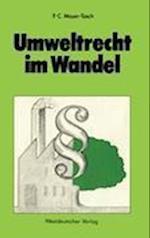 Umweltrecht im Wandel af Peter Cornelius Mayer-Tasch