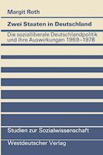 Zwei Staaten in Deutschland af Margit Roth