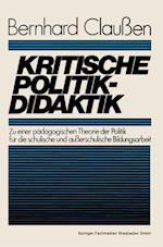 Kritische Politikdidaktik