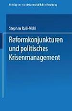 Reformkonjunkturen Und Politisches Krisenmanagement af Stephan Ru-Mohl
