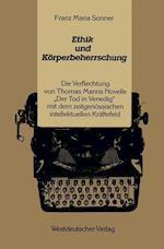 Ethik und Korperbeherrschung af Franz-Maria Sonner