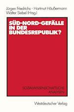Sud-Nord-Gefalle in der Bundesrepublik?
