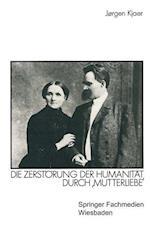 Friedrich Nietzsche af Jorgen Kjaer
