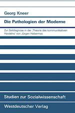 Die Pathologien Der Moderne af Georg Kneer