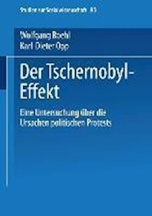 Bog, paperback Der Tschernobyl-Effekt af Wolfgang Roehl