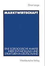 Marktwirtschaft af Elmar Lange