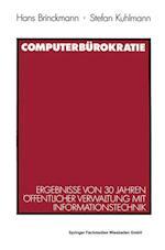 Computerburokratie af Stefan Kuhlmann, Hans Brinckmann