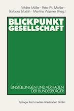 Blickpunkt Gesellschaft (Zuma Publikationen)