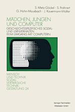Madchen, Jungen Und Computer af Sigrid Metz-gockel, Sigrid Frohnert, Gabriele Hahn-Mausbach