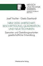 Nrw 2000 af Josef Trischler, Gisela Eisenhardt