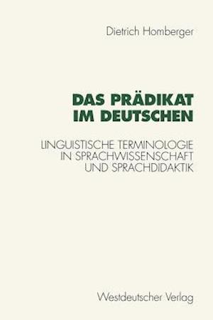 Das PRädikat Im Deutschen