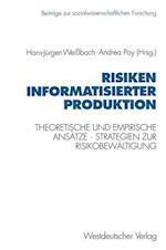 Risiken Informatisierter Produktion