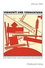 Vernunft Und Vernichtung af Johannes Wei