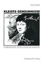 Kleists Geheimnisse af Dirk Grathoff