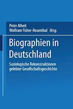 Biographien in Deutschland