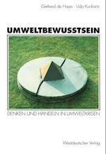 Umweltbewusstsein af Gerhard de Haan